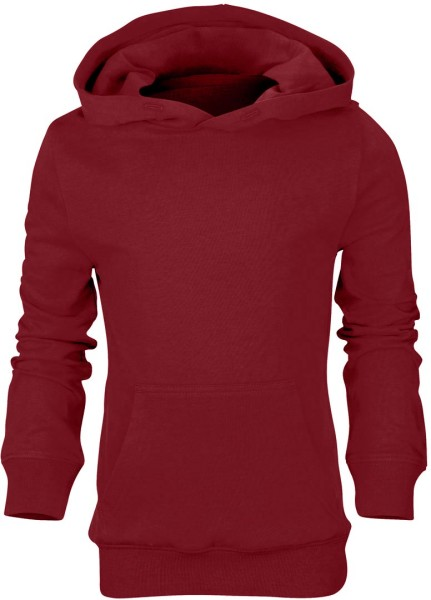 Mini Explore Kapuzenpullover Kids bio burgundy