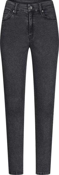 Light Jeans aus Bio-Baumwolle - dark grey washed