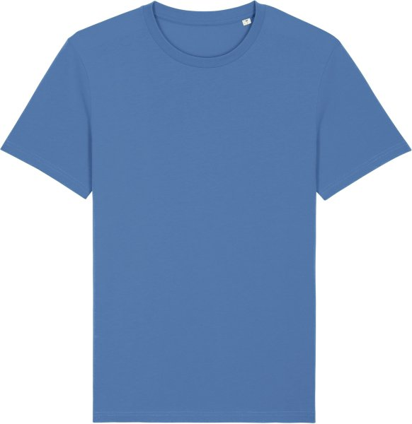 T-Shirt aus Bio-Baumwolle - bright blue