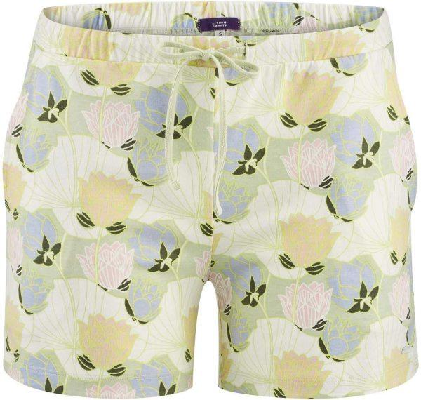 Schlaf-Shorts aus Bio-Baumwolle - lotus