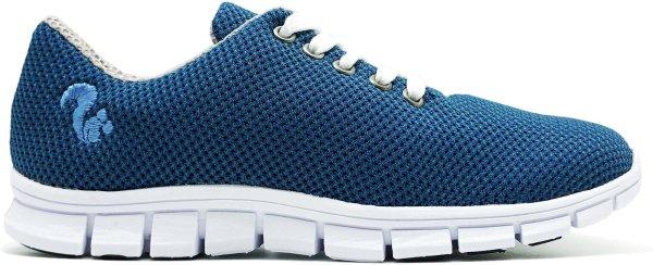 Corn Runner - Sneaker aus recyceltem Mais - marino