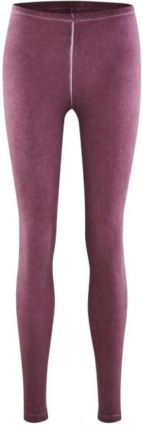 Leggings aus Bio-Baumwolle – rose stone