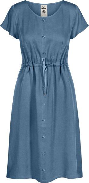 Kleid aus Tencel - blue