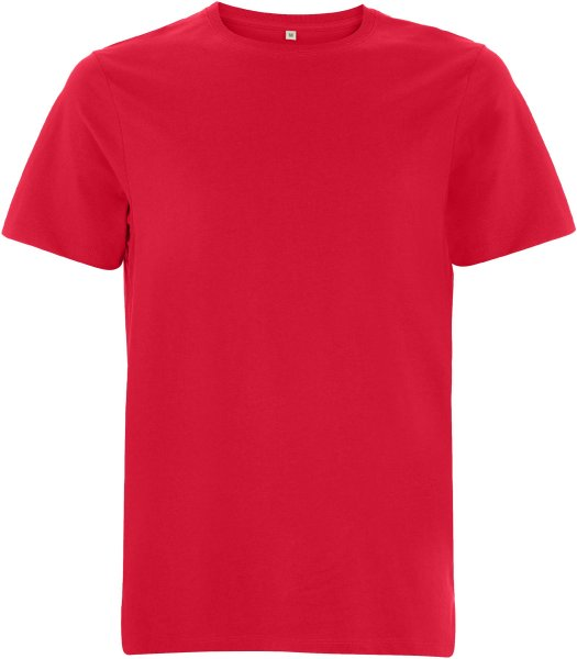 Organic Heavy T-Shirt - red