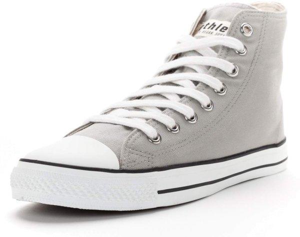 Fair Trainer White Cap Hi Cut - urban grey/just white
