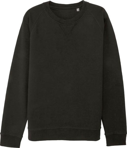 Strolls denim - Sweatshirt Bio-Baumwolle - black washed