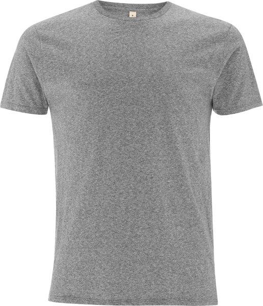 Männer Shirt black marl Earth Positive