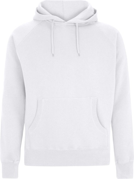 Pullover Hooded Sweatshirt - white