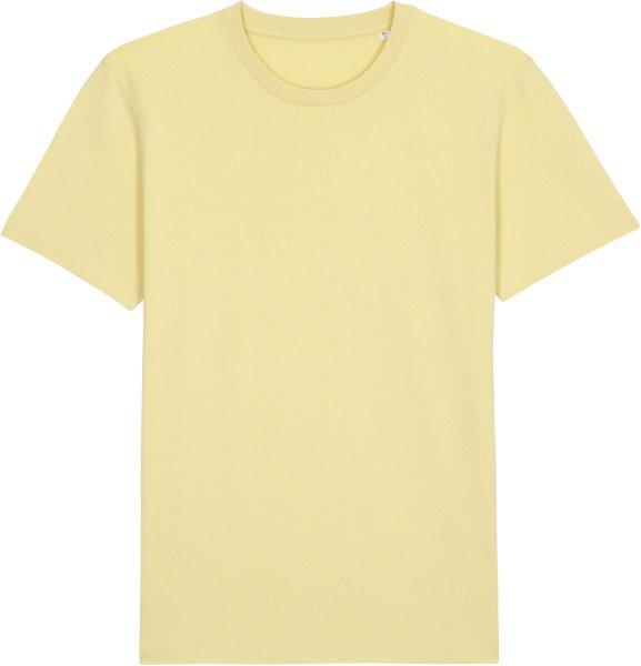 T-Shirt aus Bio-Baumwolle - yellow mist