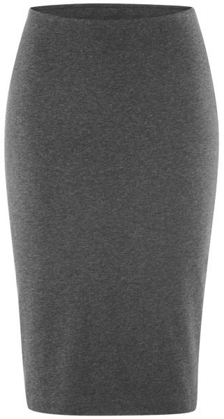 Rock aus Bio-Baumwolle - graphite melange