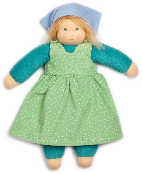 Große Puppe Lotti - Puppe aus Bio-Baumwolle - Bild 1