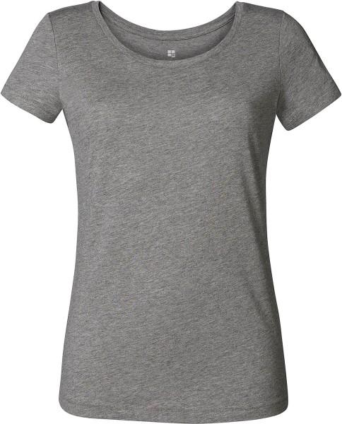 6610e179e2d340 Faires Damen T-Shirt aus Modalfasern und Bio-Baumwolle | grundstoff.net