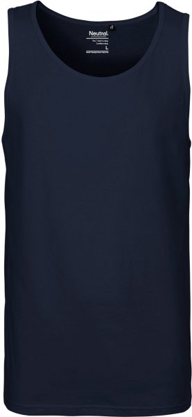 Tank Top aus Fairtrade Bio-Baumwolle - navy