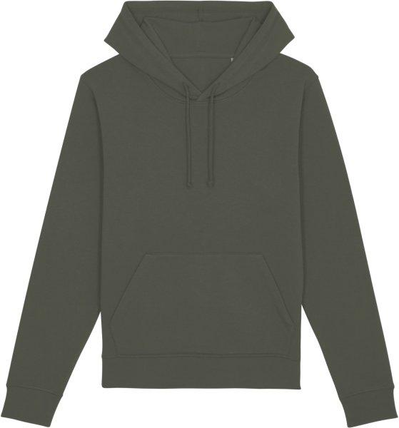 Unisex Hoodie aus Bio-Baumwolle - khaki