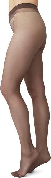 Elin Premium Tights - Strumpfhose aus Econyl  - nude dark