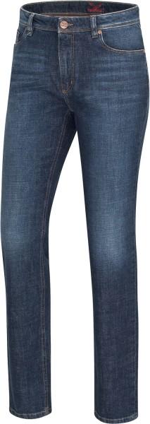 Finja - 5 Pocket Jeans aus Bio-Baumwolle - fashion blue