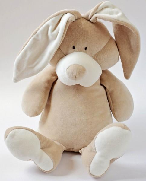 Kuscheltier Bunny aus Bio-Baumwolle - groß - Bild 1