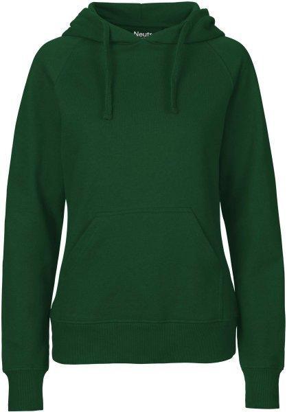 Hooded Sweatshirt aus Fairtrade Bio-Baumwolle - bgreen