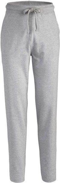 Relax-Hose aus Bio-Baumwolle - grey melange