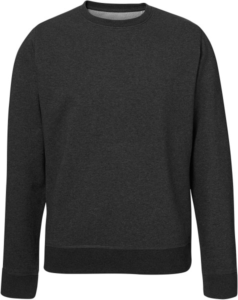 Rise - Sweatshirt aus Bio-Baumwolle - dark heather grey