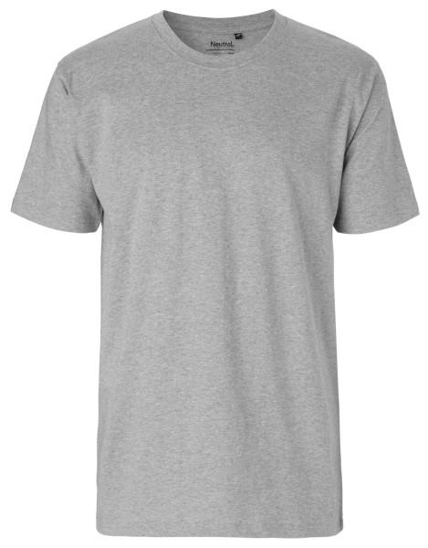 Herren Classic T-Shirt Biobaumwolle - Neutral
