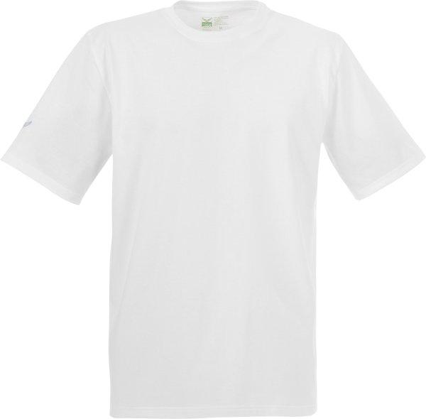 Change - Klassisches T-Shirt - Biobaumwolle weiss - Bild 1