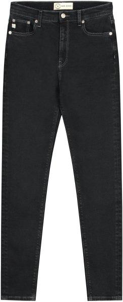 Skinny Fit Jeans Sky Rise - stone black
