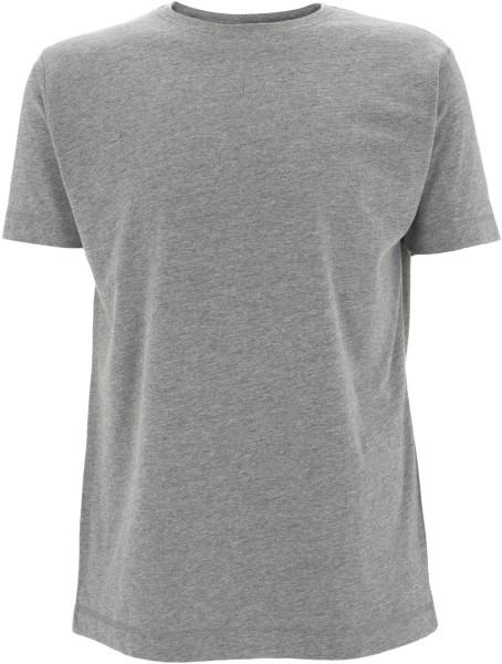 Classic Jersey T-Shirt grau meliert