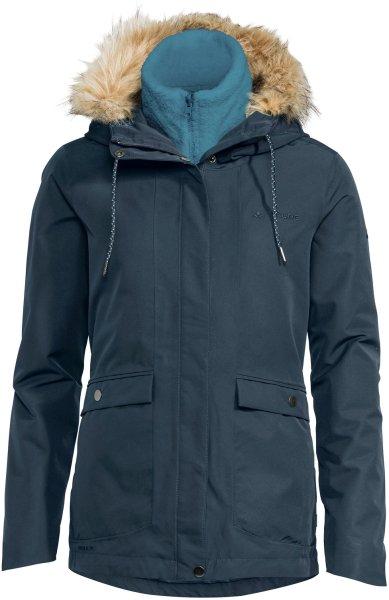 Winterjacke Kilia 3in1 Jacket II - steelblue