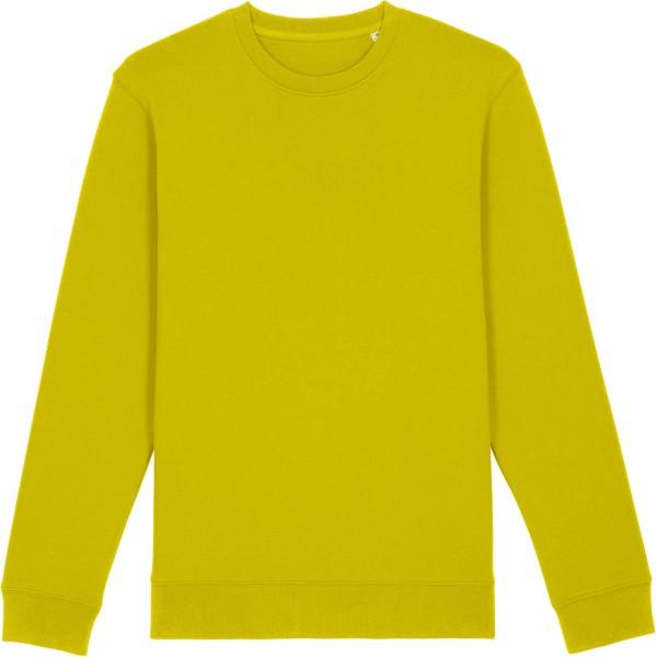Unisex Sweatshirt aus Bio-Baumwolle - hay yellow