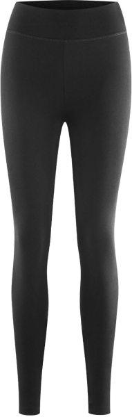 Leggings aus Bio-Baumwolle - black