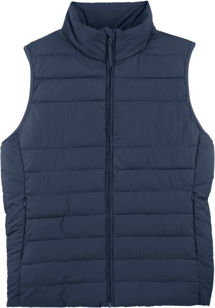 Damen Body Warmer - Recycle Polyester - navy