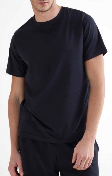 Active T-Shirt aus Bio-Baumwolle & Modal - black