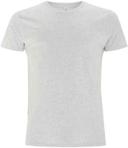 Weiss meliertes T-Shirt EP15 Herren