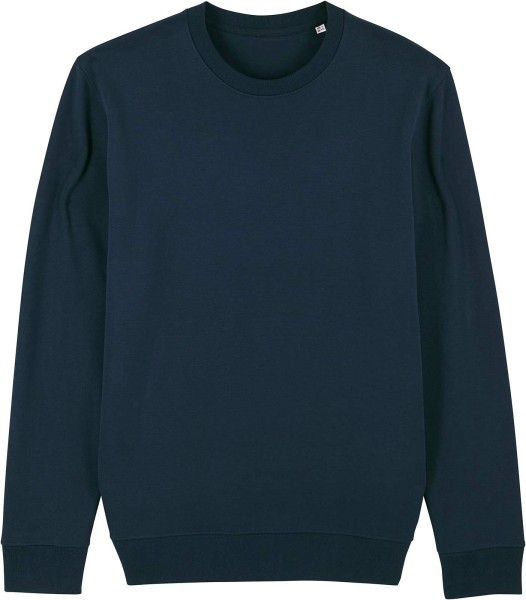 Unisex Sweatshirt aus Bio-Baumwolle - french navy