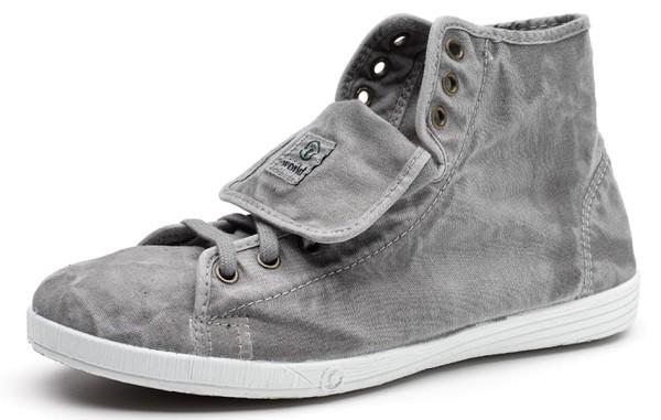 Bota Sport Enzimatico - Sneakers aus Bio-Baumwolle - gris - Bild 1