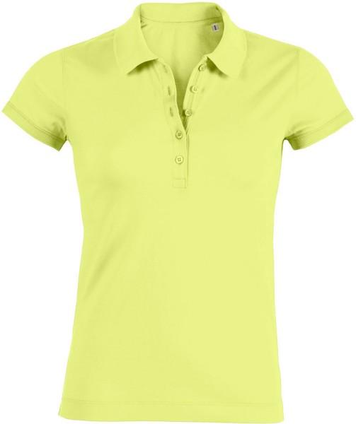 Plays - Piqué-Polo aus Bio-Baumwolle - sunny lime - Bild 1