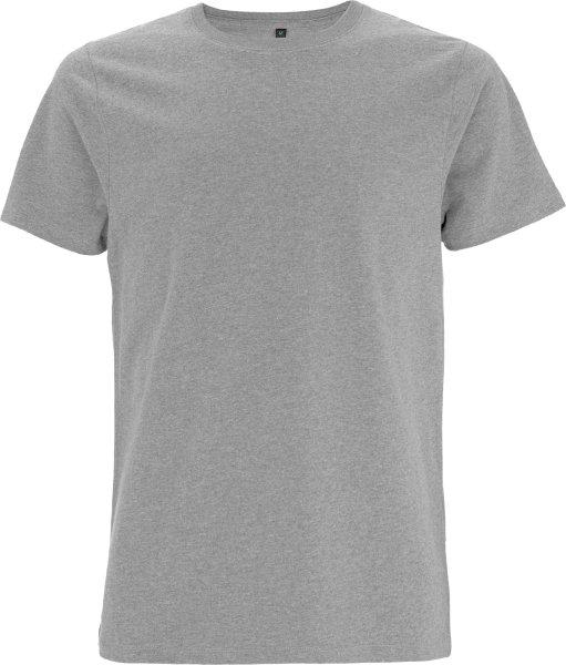 T-Shirt grau dicker Stoff EP18
