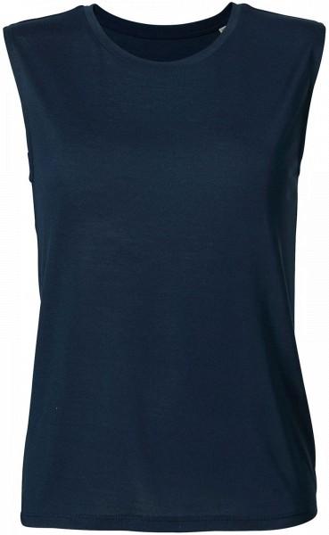 Sparkles Modal - T-Shirt aus 100% Modalfasern - navy - Bild 1