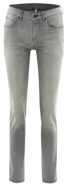 5-Pocket-Jeans aus Bio-Baumwolle - grey denim