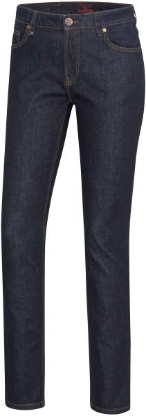 Svenja - 5 Pocket Jeans aus Bio-Baumwolle - classic blue