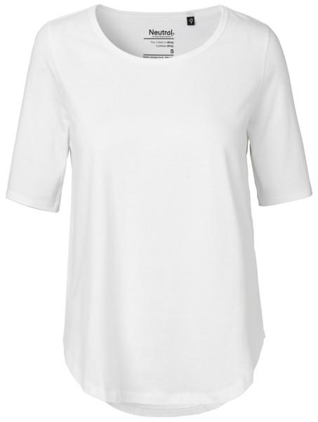 T-Shirt halblange Ärmel Bio-Baumwolle 81004