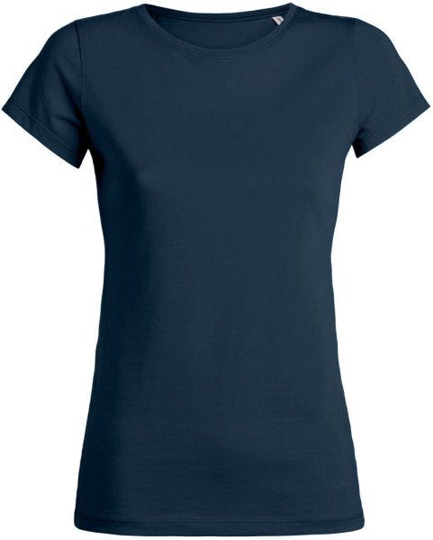 Wants - T-Shirt aus Bio-Baumwolle - navy