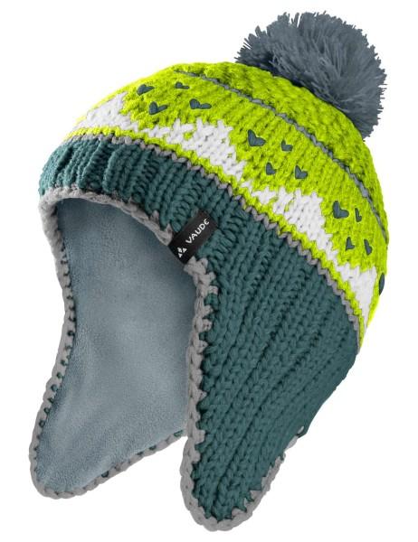 Kinder Mütze Knitted Cap IV - eucalyptus