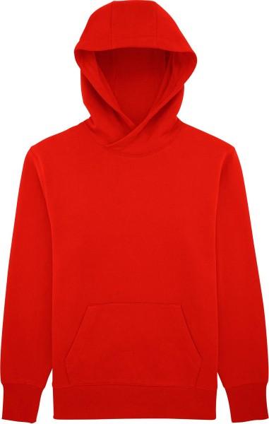 Unisex Hoodie aus Bio-Baumwolle - bright red