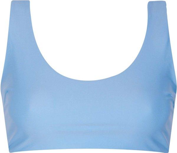Bikini Top Pure - denim
