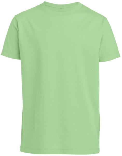 Jungen T-Shirt grün Bio-Baumwolle