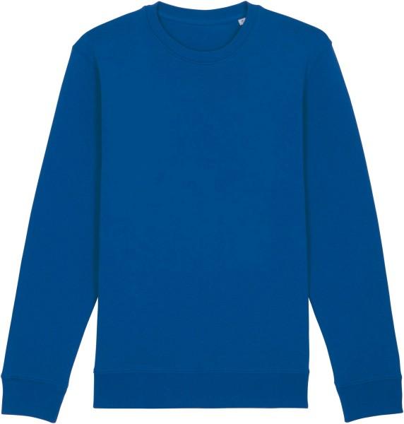 Unisex Sweatshirt aus Bio-Baumwolle - majorelle blue