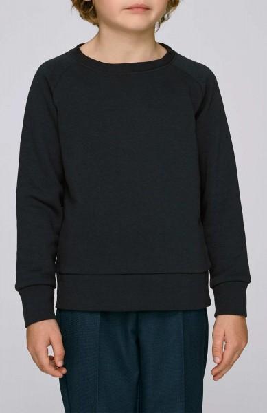Kinder Mini Scouts - Unisex Sweatshirt BioBaumwolle - schwarz - Bild 1