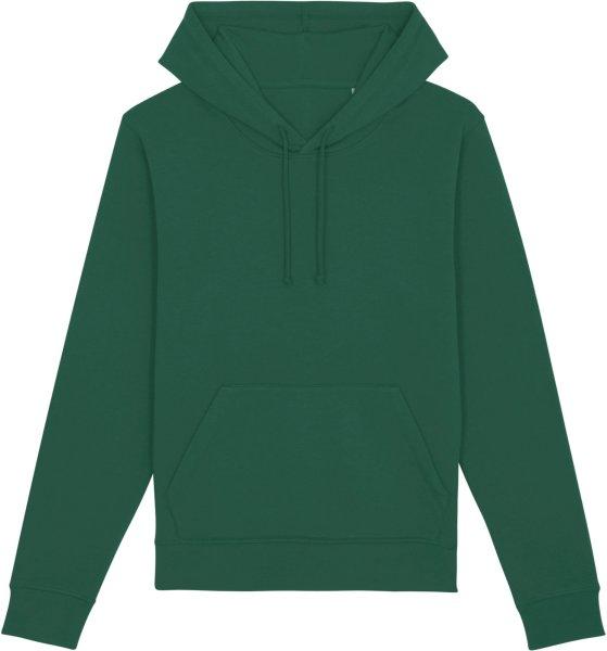 Unisex Hoodie aus Bio-Baumwolle - bottle green